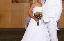 Buller, Shaw wed at Parkview Church