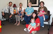 Moundridge doctor offers obstetrics in Marion County