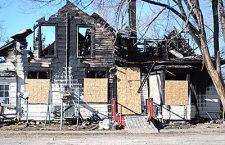 Fire destroys Lehigh house