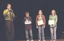 HMS seventh-grader wins Marion County spelling bee