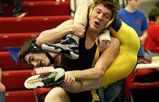 Regional Wrestling Wars: Twists of fate