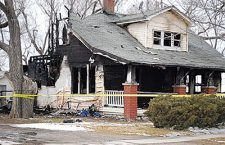 Fire claims another house in Lehigh
