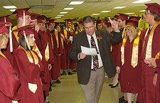 Hillsboro High graduates 48 seniors Sunday