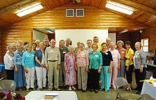 HHS Class of 1950 reunites for 60th
