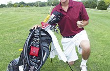 Perseverance led to stroke of good fortune for golfer