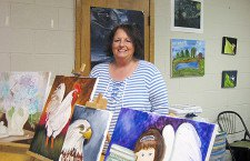 Dreams come true for beginning artists at new gallery