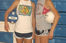 Bluebirds have holes to fill in volleyball lineup