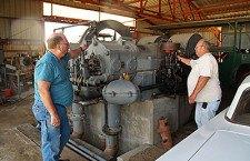 Goessel engine club powered by ?low-tech? ingenuity