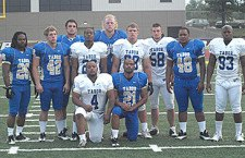 Gardner returns to rekindle TC football