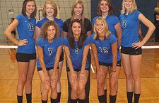 Tabor aims for KCAC repeat in volleyball