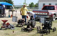 A hot time for old-time engines
