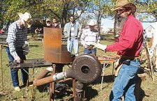 Good times with old times at Maxwell?s annual Prairie Rendevous gathering