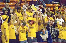Fan-tastic time for students at state