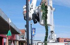 Hillsboro Main Street gets holiday look