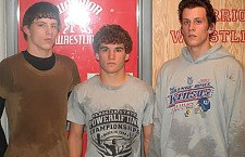 Marion wrestling team returns 3 state qualifiers