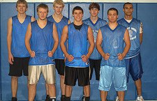 Almost all things new for PBHS boys? team