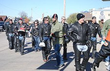 Toy Run delivers gifts for the kids