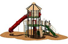 Park group sets sights high for playground