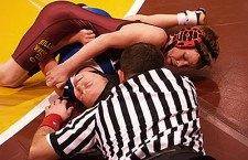 Kids wrestling tourney draws 200 hopefuls