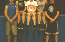 Six track veterans will lead young Cougar teammates