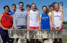 Six state qualifiers back for Goessel track team