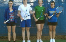 Tabor College tennis boosted by young talent