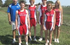 Lone senior to lead Eagle cross-country