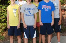 GHS runners young, but tested