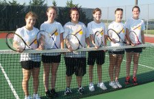 As lone senior, Weber to lead young Hillsboro tennis team