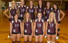 Trojan volleyball reloads for state run