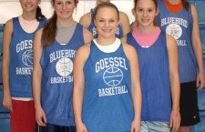 Five returning starters prepare to lead Bluebird girls' fortunes