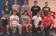 Marion loaded for mat success