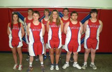 Youth dominate Eagle track and field