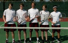 Shewey to lead Trojan tennis