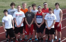 Six state qualifiers at the heart of Marion track hopes