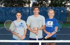 All-KCAC trio leads TC team
