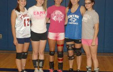 Cougar volleyball team aims for Wheat State League title