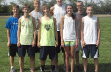 Numbers up for GHS runners
