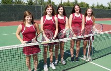 State-seasoned Weber to lead Trojan tennis team this fall