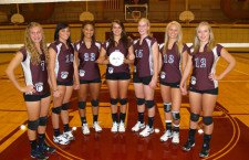 Trojan volleyball to pursue 3A state title defense