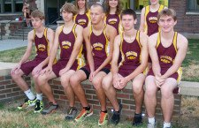 Trojan runners to be led by girls? champ, boys? medalist