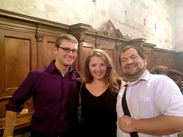 Hillsboro, Tabor grad part of WSU opera program in Italy