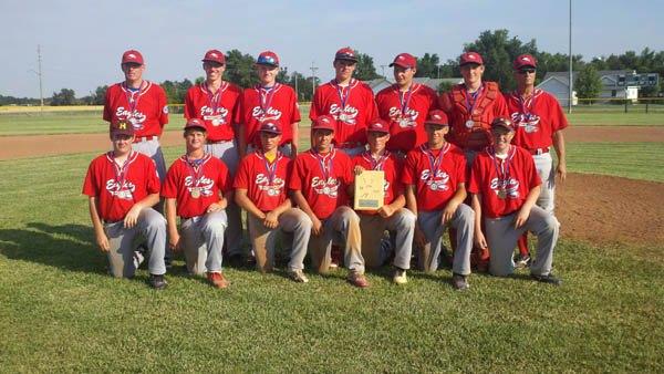 CVL 15-year-old team state-bound
