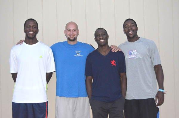 Jays sign athletes from Grenada