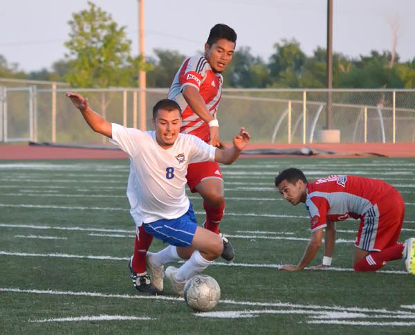 Tabor soccer teams combine for a 1-3 start to the season