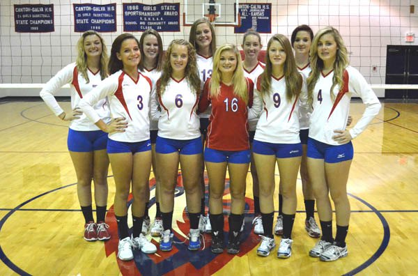 CGHS volleyball returns six starters