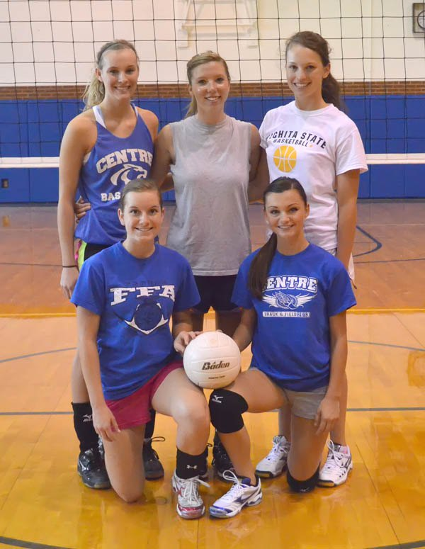 Three starters return to lead Cougars? volleyball charge