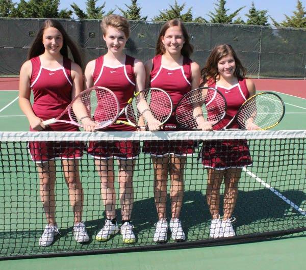 Hillsboro's Weber seeks third straight state tennis medal