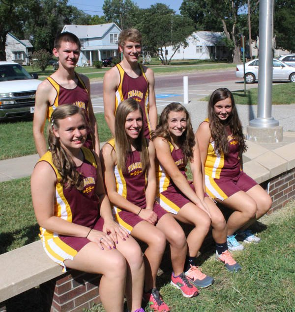 Sechrist will set the pace for Trojan cross-country runners