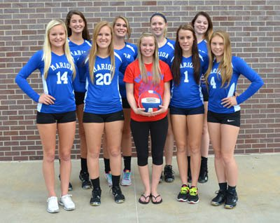Setter Ehrlich will anchor MHS volleyball aspirations